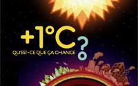 Exposition + 1°C : Qu'est-ce que ça change?