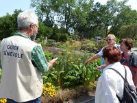 Visites guidées du Jardin botanique