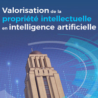 Valorisation de la propriété intellectuelle en intelligence artificielle