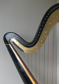 Récital de harpe (fin DEPA) – Matt Dupont