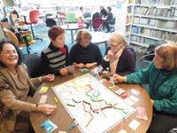 Matinée des retraités - Jeux de société