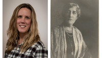 Conférence: 'Julia Drummond and the Great War' (en anglais)