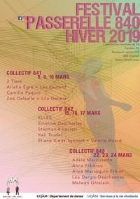 Festival d'hiver 2019 de Passerelle 840
