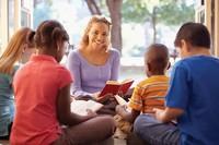 Heure du conte pour les groupes et familles