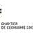 AGA du Chantier de l'économie sociale
