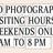 Une présentation de Martin Beck  : NO PHOTOGRAPHS, VISITING HOURS WEEKENDS ONLY 8 AM TO 8 PM