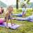 Yoga et pique-nique