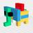 Cubecraft : création d'une figurine à la manière Minecraft