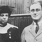 FRANKLIN ET ELEANOR ROOSEVELT
