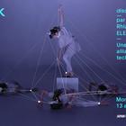 MUTEK_IMG présente 'discrete figures' par Rhizomatiks et ELEVENPLAY