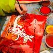 Les arts à la maison :  Peinture de son animal aborigène